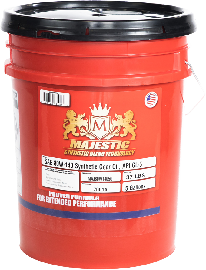 Click to view /wp-content/uploads/2019/12/SDS-MAJ-204-80W-140-Synthetic-Gear-Oil.pdf